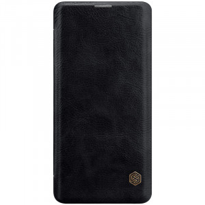 Nillkin Qin натур. кожа   Чехол-книжка для Samsung Galaxy S10 Plus