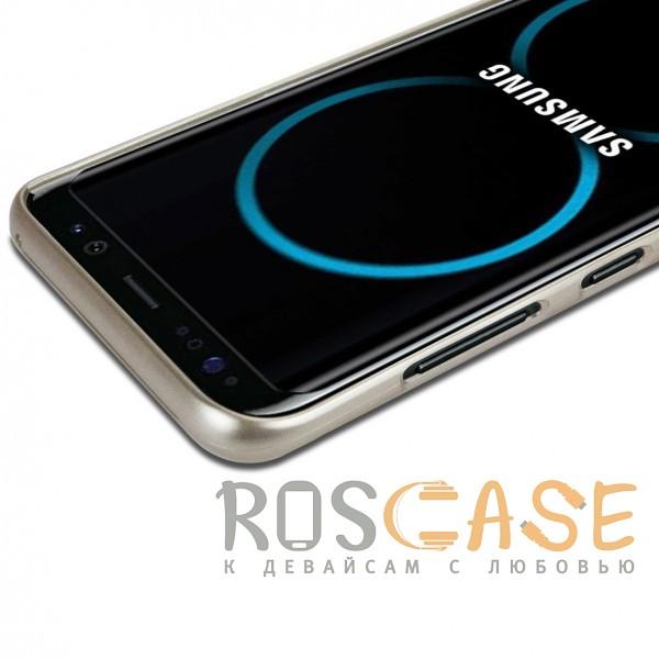 Фотография Золотой Mercury iJelly Metal | Силиконовый чехол для Samsung G950 Galaxy S8