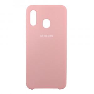 Чехол Silicone Cover  для Samsung Galaxy A30 (A305F)