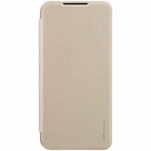 Nillkin Sparkle | Кожаный чехол-книжка  для Xiaomi Redmi Note 7 (Pro) / Note 7s
