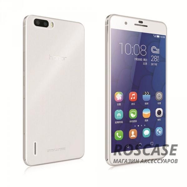 TPU чехол Ultrathin Series 0,33mm для Huawei Honor 6 PlusОписание:бренд:&amp;nbsp;Epik;совместим с Huawei Honor 6 Plus;материал: термополиуретан;тип: накладка.&amp;nbsp;Особенности:ультратонкий дизайн - 0,33 мм;прозрачный;эластичный и гибкий;надежно фиксируется;все функциональные вырезы в наличии.<br><br>Тип: Чехол<br>Бренд: Epik<br>Материал: TPU