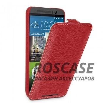 Кожаный чехол (флип) TETDED для HTC One / M9 (Красный / Red)Описание:производитель - бренд&amp;nbsp;Tetdedизготовлен для HTC One / M9;материал  -  натуральная кожа;тип - флип (вниз).&amp;nbsp;Особенности:элегантный дизайн;не скользит в руках;защищает смартфон со всех сторон;легко устанавливается и снимается.<br><br>Тип: Чехол<br>Бренд: TETDED<br>Материал: Натуральная кожа