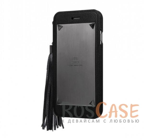 Кожаный чехол-книжка STIL Love Triangle Series для Apple iPhone 6/6s (4.7) (+ карман для визиток)Описание:бренд&amp;nbsp;STIL;подходит для&amp;nbsp;Apple iPhone 6/6s (4.7);материалы - синтетическая кожа, пластик;тип - чехол-книжка.<br><br>Тип: Чехол<br>Бренд: Stil<br>Материал: Искусственная кожа