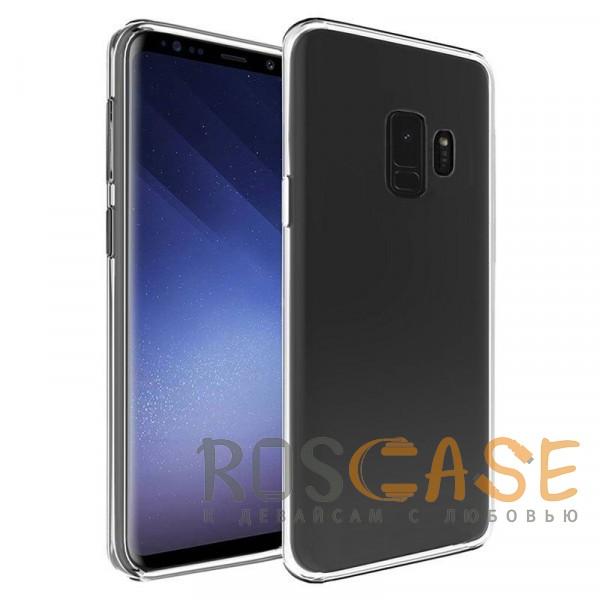 Изображение Прозрачный J-Case THIN | Гибкий силиконовый чехол для Samsung Galaxy S9