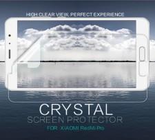 Nillkin Crystal | Прозрачная защитная пленка для Xiaomi Redmi Pro
