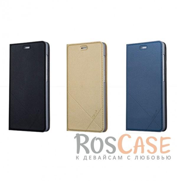 Кожаный чехол-книжка Msvii для Xiaomi Redmi 3 Pro / Redmi 3s с функцией подставкиОписание:производитель  -  компания Msvii;совместим с Xiaomi Redmi 3 Pro / Redmi 3s;материалы  -  искусственная кожа, поликарбонат;форма  -  чехол-книжка.&amp;nbsp;Особенности:фактурная поверхность;предусмотрены все функциональные вырезы;кармашек для визиток/кредитных карт/купюр;защита от механических повреждений;трансформируется в подставку.<br><br>Тип: Чехол<br>Бренд: Epik<br>Материал: Искусственная кожа