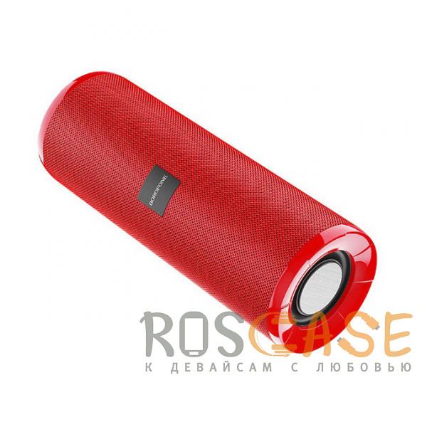Фото Красный Беспроводная Bluetooth колонка Borofone BR1 Beyond