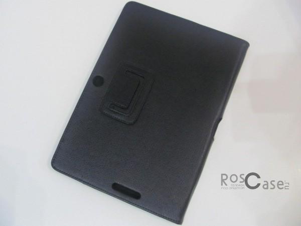 Кожаный чехол-книжка TTX с функцией подставки для Asus Transformer Prime TF300  (Черный)Описание:бренд: TTX;совместим с Asus TF300 Transformer Prime;используемые материалы: искусственная кожа, микрофибра;форма: книжка.&amp;nbsp;Особенности:ультратонкое исполнение;полный набор функциональных вырезов;амортизирующие свойства;высокий уровень защиты;эргономика  -  подставка.<br><br>Тип: Чехол<br>Бренд: TTX<br>Материал: Искусственная кожа