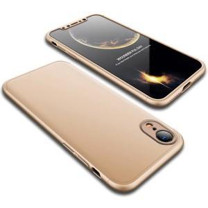 "GKK LikGus 360° | Двухсторонний чехол для Apple iPhone XR (6.1"") с защитными вставками"