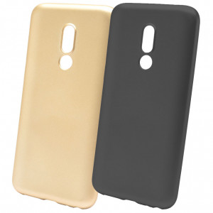 J-Case THIN | Тонкий силиконовый чехол 0.5 мм для Meizu 16 Plus
