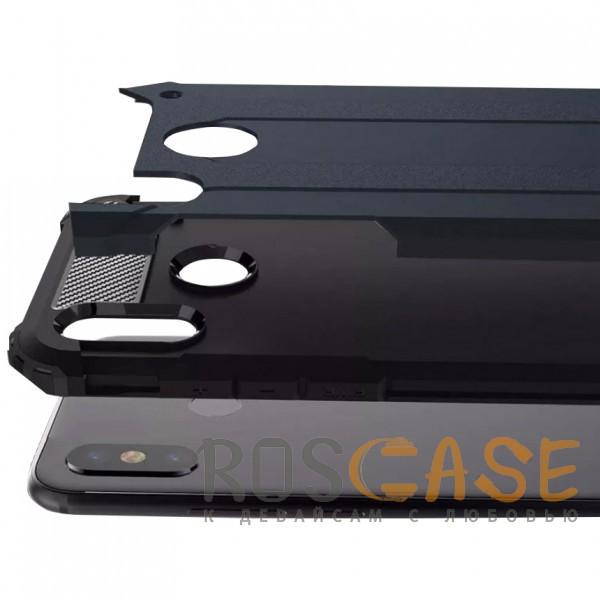 Фотография Серый / Metal slate Immortal | Противоударный чехол для Xiaomi Redmi Note 6 Pro
