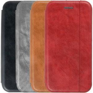 Open Color 2 | Чехол-книжка на магните для Huawei P Smart+ (nova 3i) с подставкой и внутренним карманом