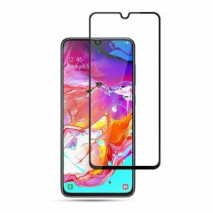 Защитное стекло 5D Full Cover для Samsung Galaxy A70 (A705F)