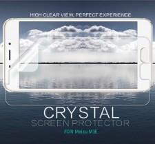 Nillkin Crystal | Прозрачная защитная пленка для Meizu M3e