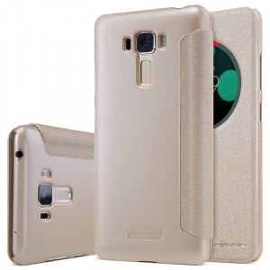 Nillkin Sparkle | Чехол-книжка с функцией Sleep Mode для Asus Zenfone 3 Laser (ZC551KL)