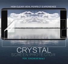 Nillkin Crystal | Прозрачная защитная пленка для Xiaomi Mi Note 2