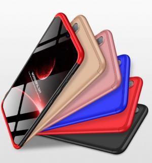 GKK LikGus 360° | Двухсторонний чехол для Samsung Galaxy A50 с защитными вставками