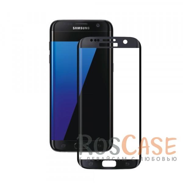 Защитное 3D стекло на изогнутый экран CaseGuru для Samsung G935F Galaxy S7 Edge (Черный)Описание:производитель -&amp;nbsp;CaseGuru;разработано для Samsung G935F Galaxy S7 Edge;выпуклое, 3D-дизайн;защита от царапин и ударов;ультратонкое - 0,3 мм;не влияет на чувствительность сенсора;предусмотрены все необходимые вырезы.<br><br>Тип: Защитное стекло<br>Бренд: CaseGuru