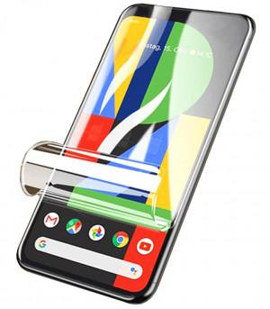 Гидрогелевая защитная плёнка Rock для Google Pixel 4