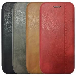 "Open Color 2 | Чехол-книжка на магните для Apple iPhone XS Max (6.5"") с подставкой и внутренним карманом"