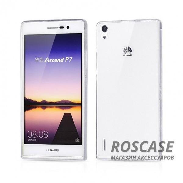 TPU чехол Ultrathin Series 0,33mm для Huawei Ascend P7 (Бесцветный (прозрачный))Описание:бренд:&amp;nbsp;Epik;совместим с Huawei Ascend P7;материал: термополиуретан;тип: накладка.&amp;nbsp;Особенности:ультратонкий дизайн - 0,33 мм;прозрачный;эластичный и гибкий;надежно фиксируется;все функциональные вырезы в наличии.<br><br>Тип: Чехол<br>Бренд: Epik<br>Материал: TPU