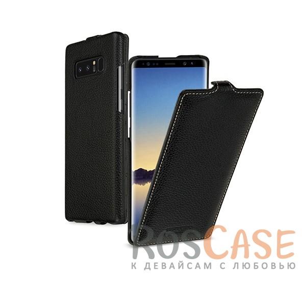 Прошитый флип из натуральной кожи TETDED для Samsung Galaxy Note 8 (Черный / Black)Описание:бренд  - &amp;nbsp;Tetded;совместимость - Samsung Galaxy Note 8;материал  -  высококачественная коровья кожа;тип  -  флип;легко устанавливается;прошит по периметру;защита от механических повреждений;на чехле не заметны отпечатки пальцев;все необходимые функциональные вырезы.<br><br>Тип: Чехол<br>Бренд: TETDED<br>Материал: Натуральная кожа