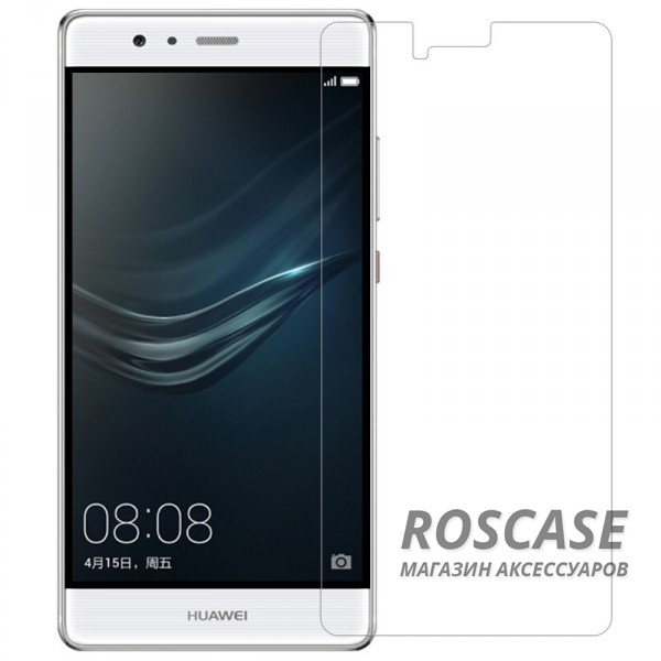 Защитное стекло Ultra Tempered Glass 0.33mm (H+) для Huawei P9 Plus (картонная упаковка)Описание:совместимо с устройством Huawei P9 Plus;материал: закаленное стекло;тип: защитное стекло на экран.&amp;nbsp;Особенности:закругленные&amp;nbsp;грани стекла обеспечивают лучшую фиксацию на экране;стекло очень тонкое - 0,33 мм;отзыв сенсорных кнопок сохраняется;стекло не искажает картинку, так как абсолютно прозрачное;выдерживает удары и защищает от царапин;размеры и вырезы стекла соответствуют особенностям дисплея.<br><br>Тип: Защитное стекло<br>Бренд: Epik
