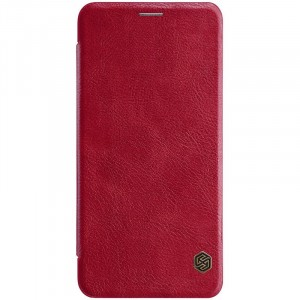 Nillkin Qin натур. кожа   Чехол-книжка для Samsung A705F Galaxy A70