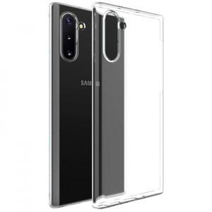 Прозрачный силиконовый чехол для Samsung Galaxy Note 10