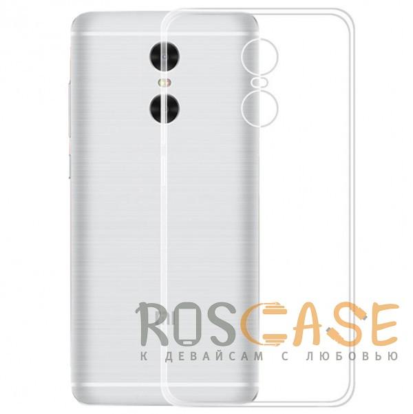 Фото Прозрачный J-Case THIN | Гибкий силиконовый чехол для Xiaomi Redmi 5