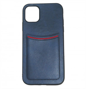 Чехол-накладка iLEVEL с визитницей для iPhone 11 Pro