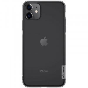 Nillkin Nature | Прозрачный силиконовый чехол  для iPhone 11