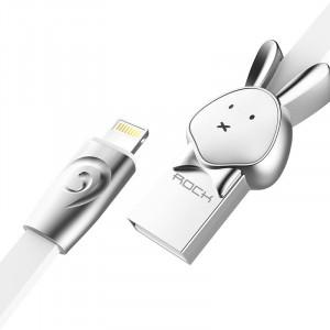 ROCK Chinese Zodiac   Кабель Lightning для Apple iPhone 5/5s/5c/SE/6/6 Plus/6s/6s Plus /7/7 Plus 1m