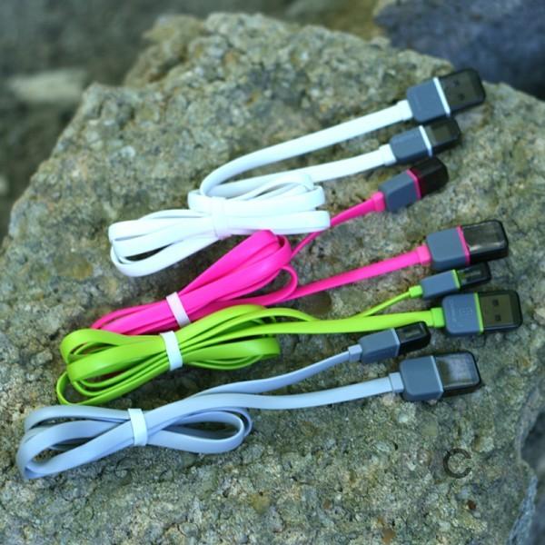 фото дата кабель Remax USB to MicroUSB Super Colorful
