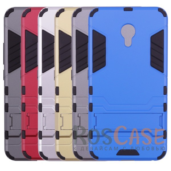 Ударопрочный чехол-подставка Transformer для Meizu M5 с мощной защитой корпусаОписание:чехол разработан для Meizu M5;материалы - термополиуретан, поликарбонат;тип - накладка;функция подставки;защита от ударов;прочная конструкция;не скользит в руках.<br><br>Тип: Чехол<br>Бренд: Epik<br>Материал: Поликарбонат