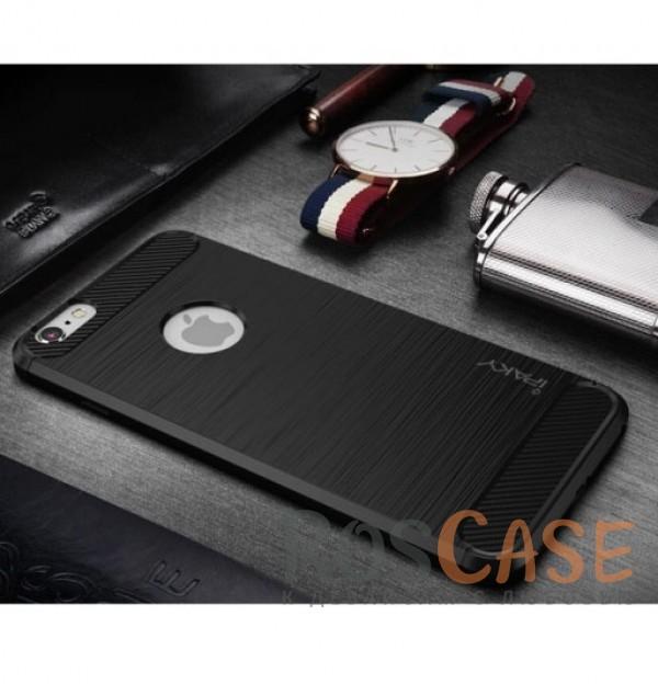 TPU чехол iPaky Slim Series для Apple iPhone 6/6s (4.7) (Черный)Описание:бренд - iPaky;совместим с Apple iPhone 6/6s (4.7);материал: термополиуретан;тип: накладка.Особенности:эластичный;свойство анти-отпечатки;защита углов от ударов;ультратонкий;защита боковых кнопок;надежная фиксация.<br><br>Тип: Чехол<br>Бренд: Epik<br>Материал: TPU