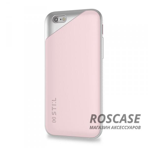 """Изображение Розовый STIL Masquerade   Чехол для Apple iPhone 6/6s (4.7"""") с металлизированным защитным уголком вокруг камеры"""