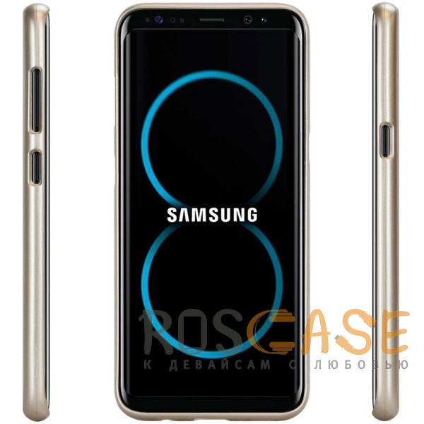 Изображение Золотой Mercury iJelly Metal | Силиконовый чехол для Samsung G950 Galaxy S8