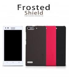 Nillkin Super Frosted Shield | Матовый чехол для Huawei G6 (+ пленка)