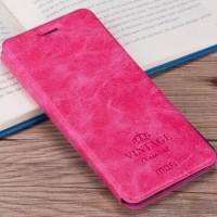 MOFI Vintage | Кожаный чехол-книжка с карманом для Meizu M5