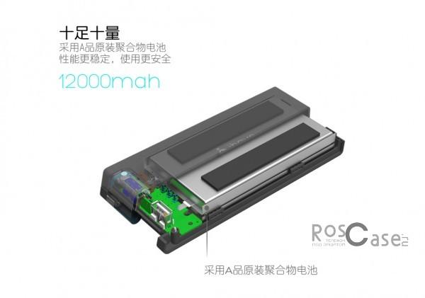 Фото дополнительного внешнего аккумулятора IHAVE MAX (12000 mAh)