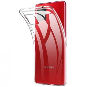 Clear Original | Прозрачный TPU чехол 2мм  для Samsung Galaxy Note 10 Lite