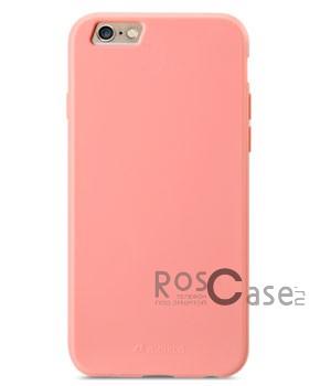TPU чехол Melkco Poly Jacket для Apple iPhone 6/6s (4.7) ver. 3 (+ мат.пленка) (Розовый)Описание:производитель  - &amp;nbsp;Melkco;разработан специально для Apple iPhone 6/6s&amp;nbsp;(4.7);материал  -  термополиуретан;тип  -  накладка.&amp;nbsp;Особенности:имеет все необходимые вырезы;легко чистится;не ломается;легко устанавливается и снимается;защищает от ударов;пленка в комплекте.&amp;nbsp;<br><br>Тип: Чехол<br>Бренд: Melkco<br>Материал: TPU