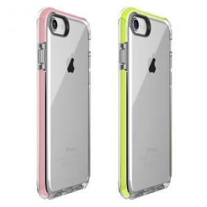 """Rock Guard   Чехол для Apple iPhone 7 (4.7"""") с цветной окантовкой"""