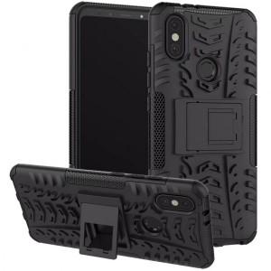 Shield | Противоударный чехол для Xiaomi Mi 6X / Mi A2 с подставкой