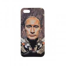 """Оригинальный чехол """"Путин"""" для Apple iPhone 5/5S/SE"""