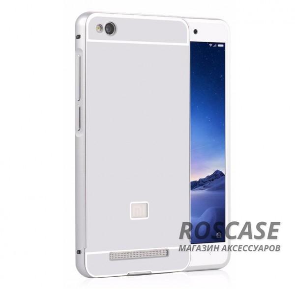 Алюминиевый чехол-бампер с защитной вставкой для Xiaomi Redmi 3 (Серебряный)Описание:разработан для Xiaomi Redmi 3;материал: алюминий;тип: бампер с защитной вставкой для задней панели.&amp;nbsp;Особенности:легкий;прочный;тонкий;стильный дизайн;в наличии все функциональные вырезы;защита от механических повреждений.<br><br>Тип: Чехол<br>Бренд: Epik<br>Материал: Металл