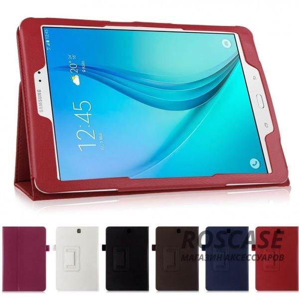 Кожаный чехол-книжка TTX с функцией подставки для Samsung Galaxy Tab S2 9.7Описание:производитель  - &amp;nbsp;TTX;совместимость - Samsung Galaxy Tab S2 9.7;материалы  -  кожзам, микрофибра;форма  -  чехол-книжка.&amp;nbsp;Особенности:трансформируется в подставку;имеет все функциональные отверстия;легко устанавливается и снимается;тонкий и легкий;защищает от царапин и ударов;устойчив к низким температурам.<br><br>Тип: Чехол<br>Бренд: TTX<br>Материал: Искусственная кожа