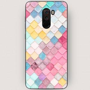 RosCase | Силиконовый чехол для Xiaomi Pocophone F1
