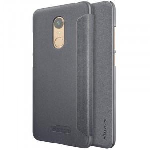 Nillkin Sparkle | Чехол-книжка для Xiaomi Redmi 5 Plus / Redmi Note 5 (Single Camera)